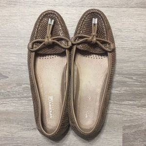 GUC Sperry Top Sider brown shoes